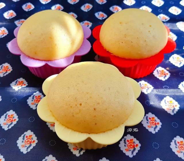 Lần đầu tiên: Làm bánh cupcake phô mai mềm mượt không cần lò nướng! - Ảnh 9
