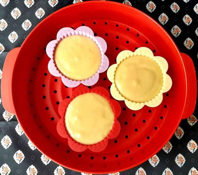 Lần đầu tiên: Làm bánh cupcake phô mai mềm mượt không cần lò nướng! - Ảnh 7