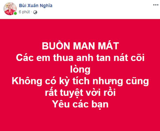 Sao Việt khóc cho tuyển VN: Công nghệ VAR thắng chứ Nhật không thắng - Ảnh 2