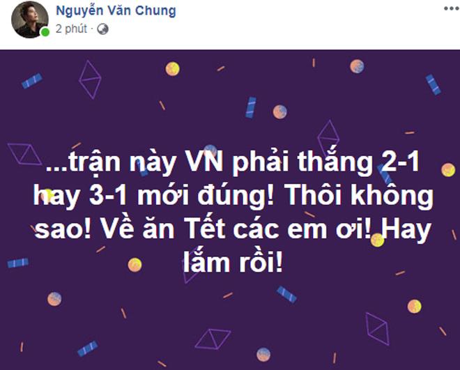 Sao Việt khóc cho tuyển VN: Công nghệ VAR thắng chứ Nhật không thắng - Ảnh 3