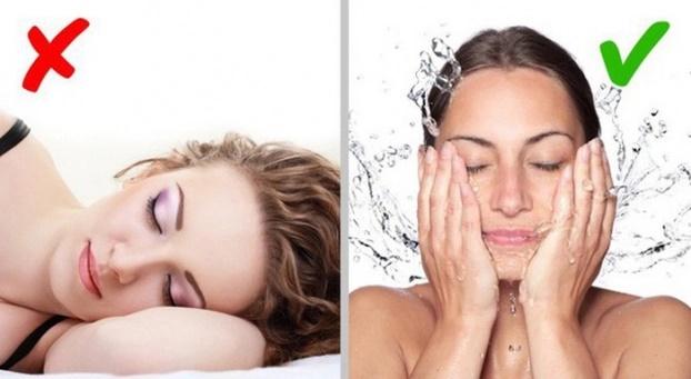 Những thói quen xấu khiến làn da bạn bị mụn và sạm vào dịp Tết - Ảnh 1
