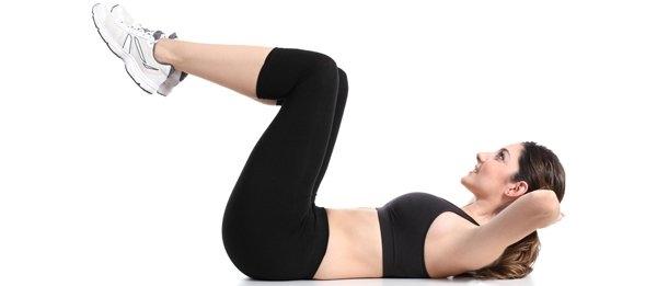 6 bài tập tại nhà giúp nàng lấy lại vóc dáng hiệu quả sau tết - Ảnh 1