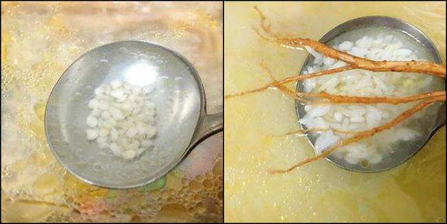 Học người Hàn cách nấu cháo gà tẩm bổ ngon rụng rời - Ảnh 2