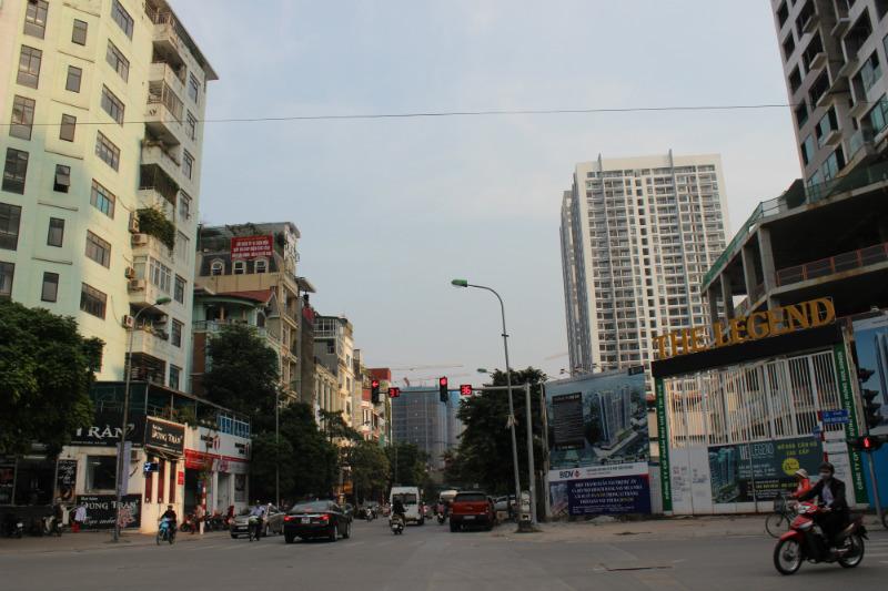 Chỉ cho xây chung cư, nhà cao tầng khi phù hợp quy hoạch - Ảnh 1