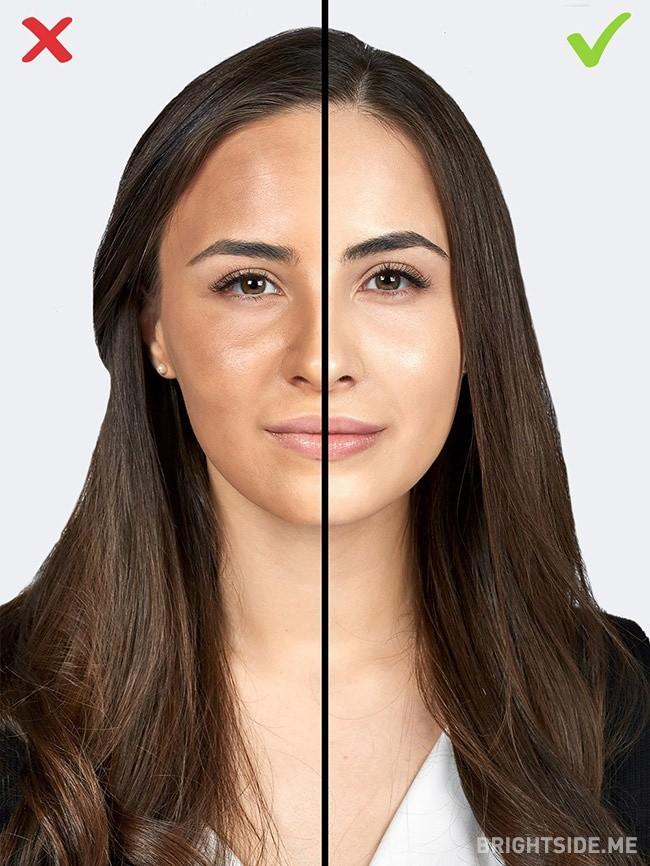 Đừng tự biến mình thành 'bà thím' chỉ bằng 7 lỗi make up cơ bản này - Ảnh 1