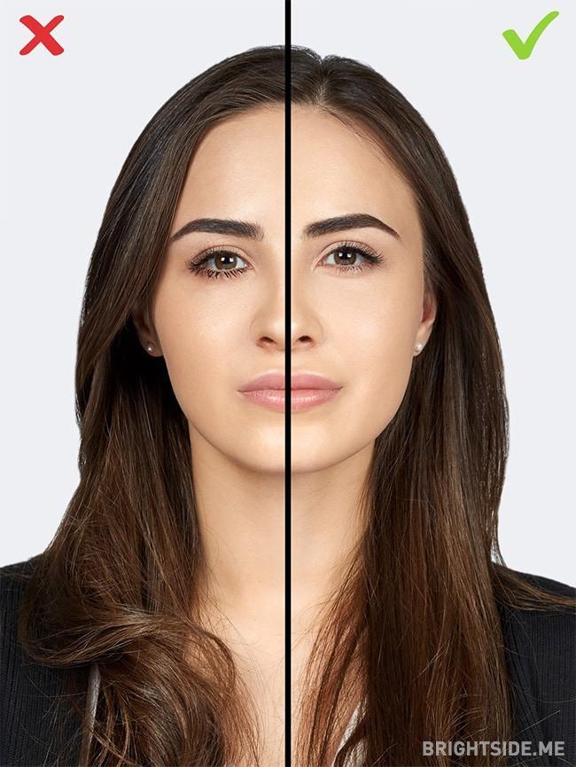 Đừng tự biến mình thành 'bà thím' chỉ bằng 7 lỗi make up cơ bản này - Ảnh 2