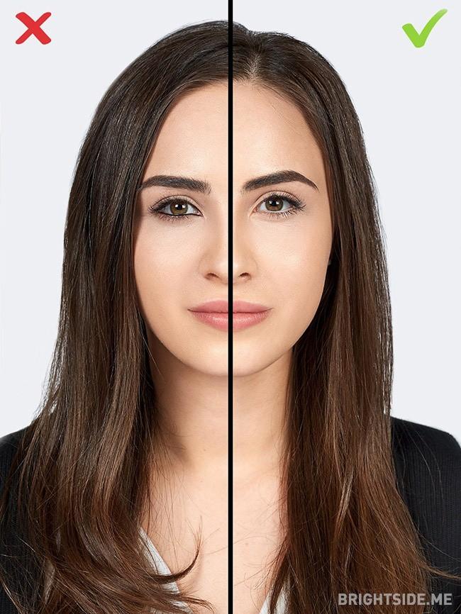 Đừng tự biến mình thành 'bà thím' chỉ bằng 7 lỗi make up cơ bản này - Ảnh 4