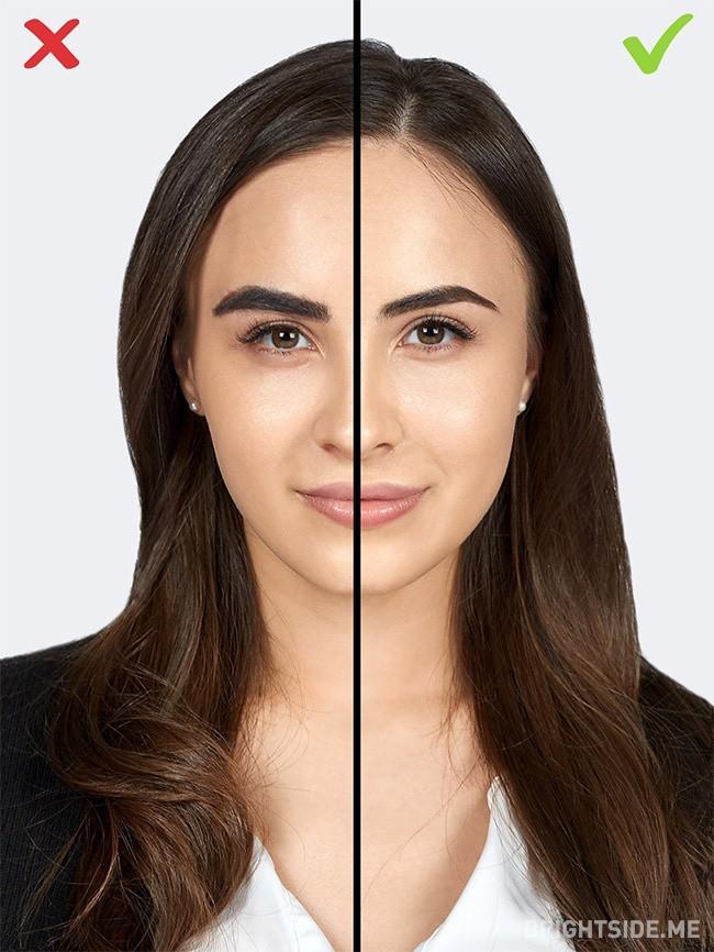 Đừng tự biến mình thành 'bà thím' chỉ bằng 7 lỗi make up cơ bản này - Ảnh 5