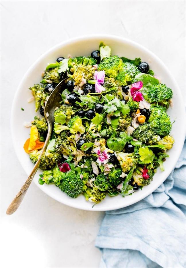 Giảm cân với salad detox ngon miệng đẹp mắt - Ảnh 1