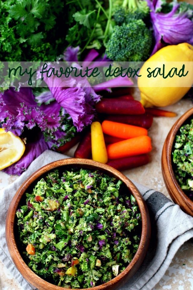 Giảm cân với salad detox ngon miệng đẹp mắt - Ảnh 13