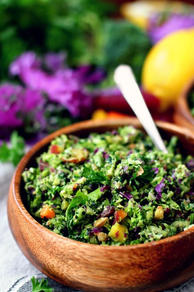Giảm cân với salad detox ngon miệng đẹp mắt - Ảnh 14