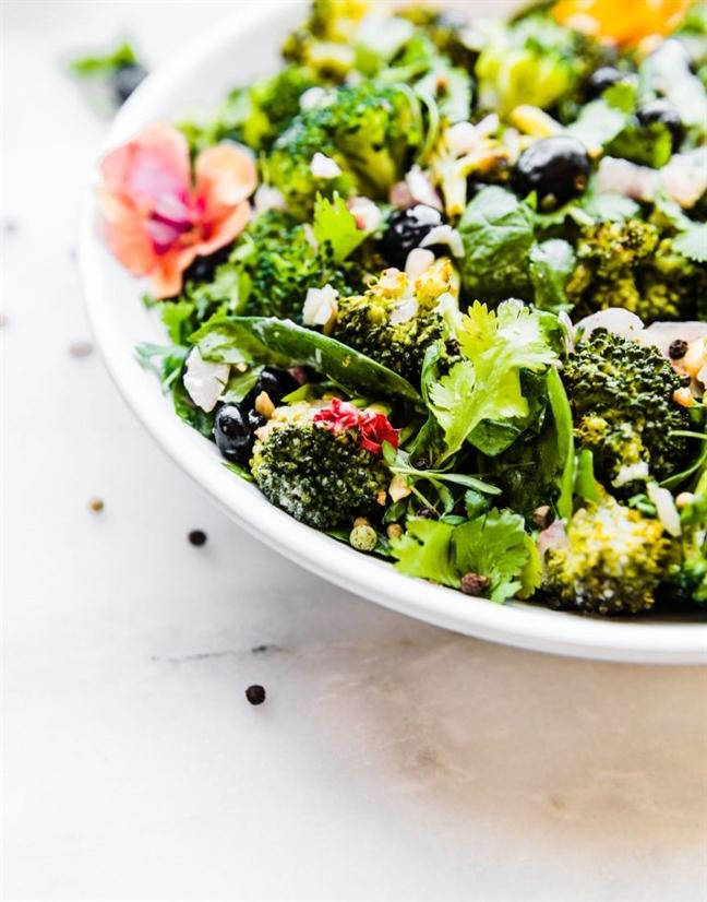 Giảm cân với salad detox ngon miệng đẹp mắt - Ảnh 3