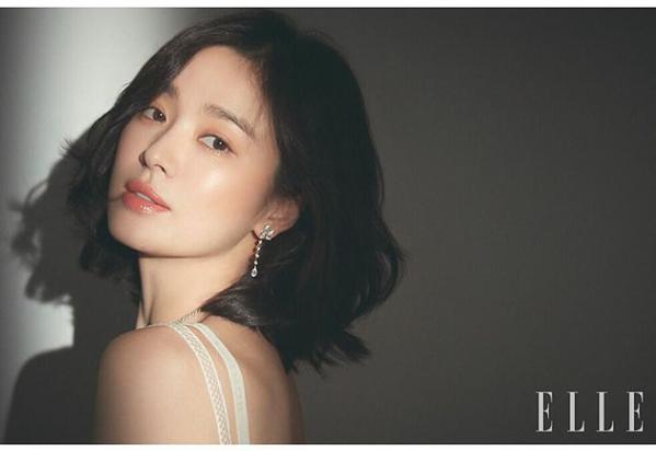 Giữa tin đồn ly hôn, Song Hye Kyo xuất hiện đầy quyến rũ trên tạp chí ELLE - Ảnh 10
