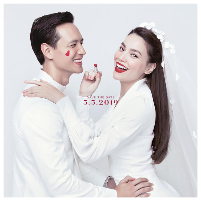 Hà Hồ tung ảnh diện váy cưới e ấp bên Kim Lý, sẽ làm đám cưới sau 1 tuần nữa? - Ảnh 2