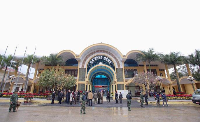 Nhiều lớp an ninh thắt chặt tối đa ở ga Đồng Đăng trước Thượng đỉnh Mỹ-Triều - Ảnh 2