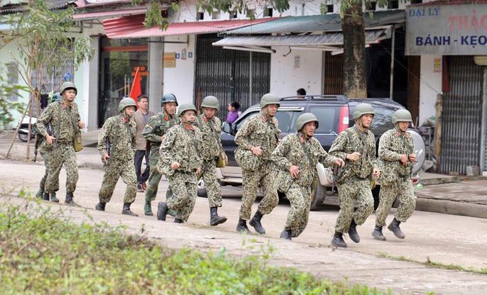 Nhiều lớp an ninh thắt chặt tối đa ở ga Đồng Đăng trước Thượng đỉnh Mỹ-Triều - Ảnh 3