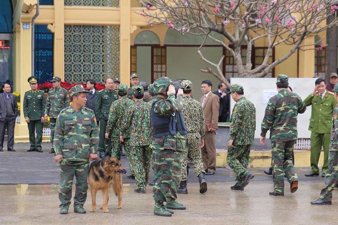 Nhiều lớp an ninh thắt chặt tối đa ở ga Đồng Đăng trước Thượng đỉnh Mỹ-Triều - Ảnh 5