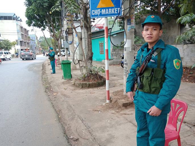 Nhiều lớp an ninh thắt chặt tối đa ở ga Đồng Đăng trước Thượng đỉnh Mỹ-Triều - Ảnh 7