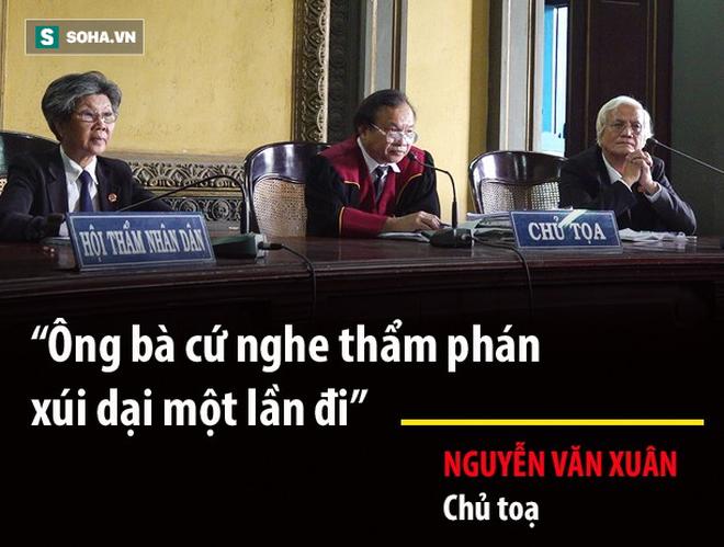 Vụ li hôn của ông chủ Trung Nguyên: Đề nghị của chủ tọa ông bà cứ nghe thẩm phán xúi dại một lần có khách quan? - Ảnh 1