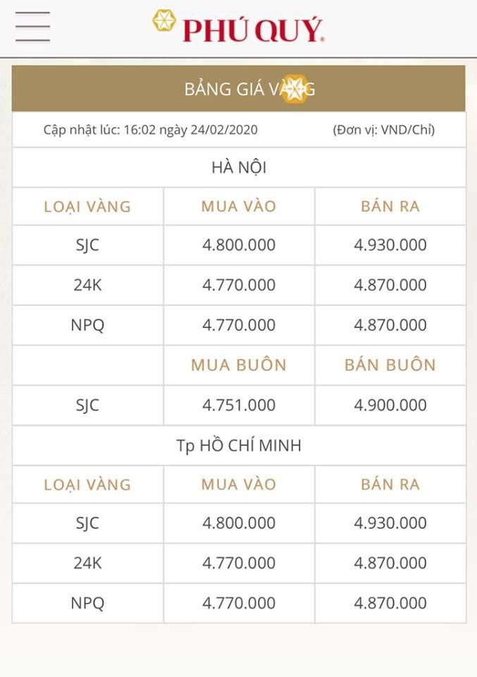 Giá vàng bán ra lên đến 49,2 triệu đồng/lượng, cao nhất trong vòng 9 năm trở lại đây - Ảnh 9