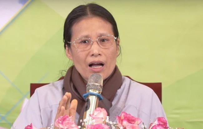 Bà Yến chùa Ba Vàng nói 'không xúc phạm, không xin lỗi' gia đình nữ sinh giao gà bị sát hại - Ảnh 1
