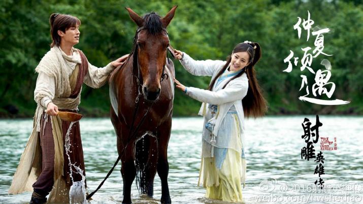 Bị chê bai quá nhiều, đạo diễn 'Tân Ỷ Thiên Đồ Long Ký' không tiếp tục remake 'Thần Điêu Đại Hiệp' - Ảnh 4