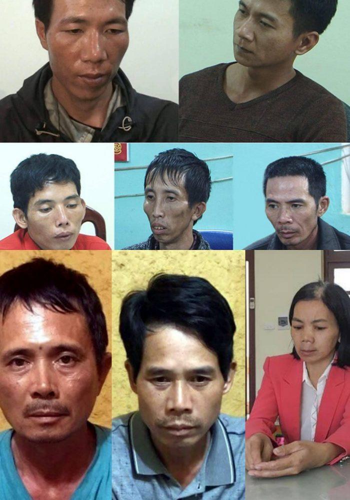 Lời khai chấn động trong vụ nữ sinh giao gà bị sát hại: Nạn nhân bị 7 gã đàn ông thay nhau hãm hiếp trên thùng xe tải  - Ảnh 1