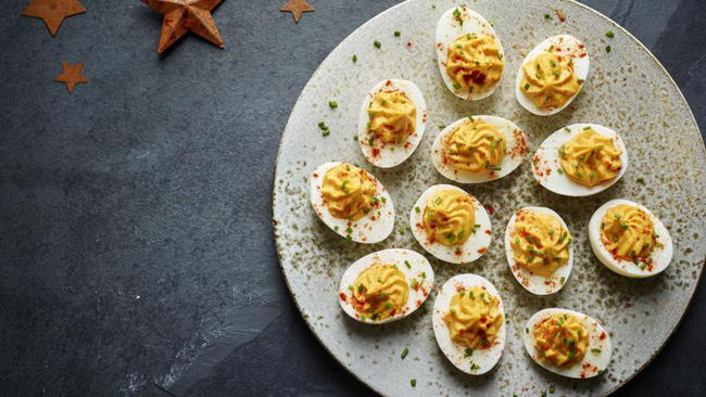 Ăn trứng luộc mãi không chán nếu bạn có những công thức cực ngon này - Ảnh 2