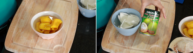 Đây chính là cách làm kem dừa Thái đang gây sốt khắp nơi, hãy làm ngay để thổi bay nắng nóng mùa hè - Ảnh 2