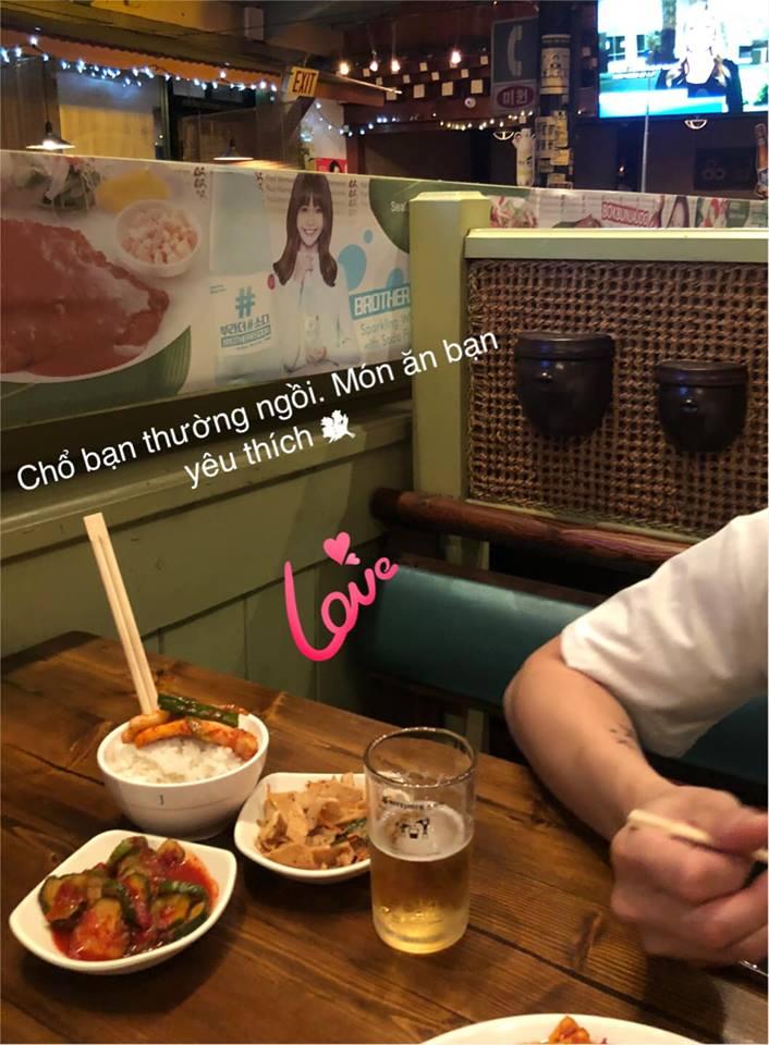 Gần 1 tháng Anh Vũ mất, Leon Vũ vẫn làm điều này cho bạn thân khi đi ăn tại Mỹ - Ảnh 2