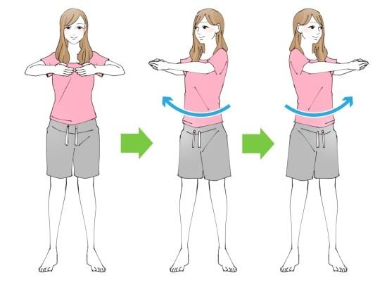 Học con gái Nhật 4 bài tập làm thon nhỏ vòng eo để tự tin chọn đồ trong mùa hè - Ảnh 1