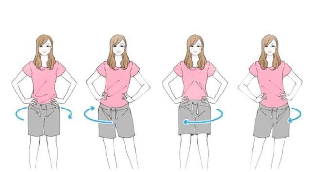 Học con gái Nhật 4 bài tập làm thon nhỏ vòng eo để tự tin chọn đồ trong mùa hè - Ảnh 2
