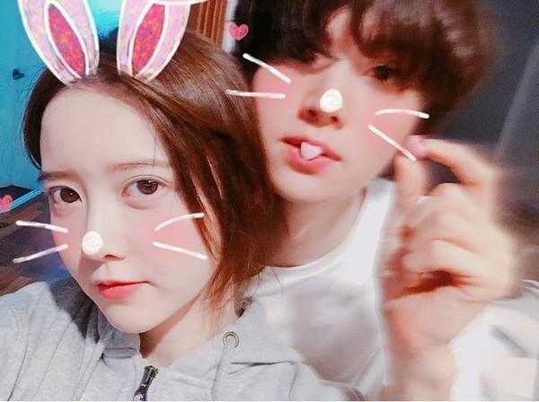 Sau tin đồn cặp đôi Song Song đổ vỡ, Goo Hye Sun - Ahn Jae Hyun khiến dân mạng lo lắng vì điều này? - Ảnh 2