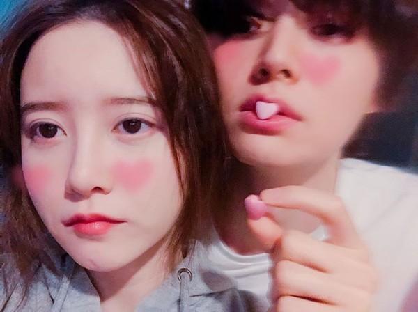 Sau tin đồn cặp đôi Song Song đổ vỡ, Goo Hye Sun - Ahn Jae Hyun khiến dân mạng lo lắng vì điều này? - Ảnh 8