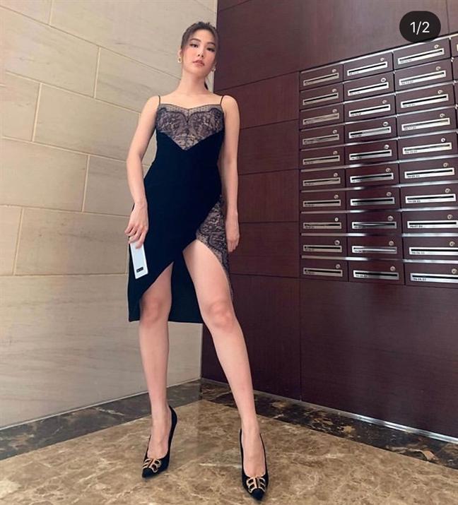 Thời trang tránh nắng nóng của sao Việt - Ảnh 7