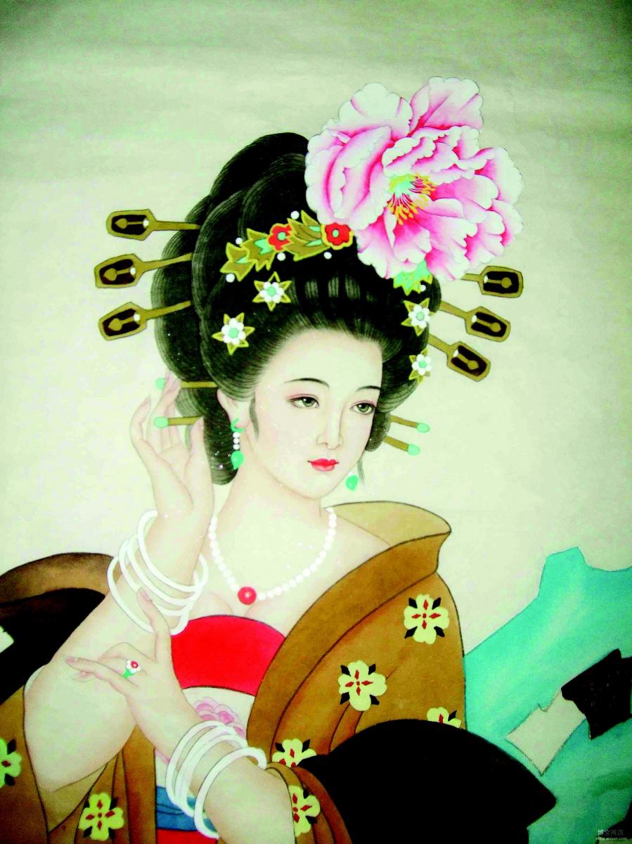 Học Dương Quý Phi cách ăn vải để có làn da đẹp và không sợ bị nổi mụn - Ảnh 1
