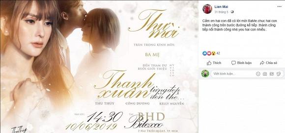 Bất ngờ về mối quan hệ giữa ca sĩ Thu Thủy và mẹ chồng tương lai - Ảnh 3