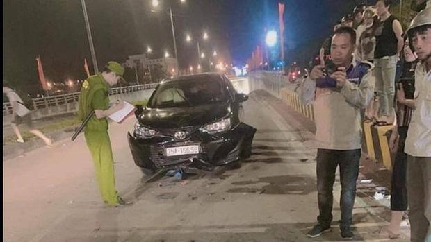 Bé trai 18 tháng tuổi thoát chết kỳ diệu sau vụ tai nạn nghiêm trọng khiến cả gia đình nhập viện ở Ninh Bình - Ảnh 1