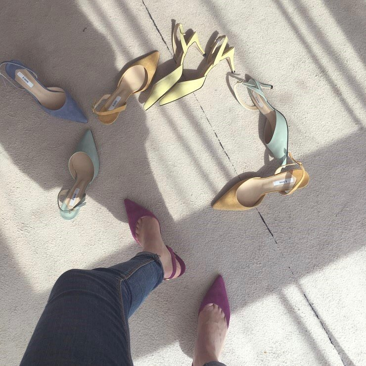 4 mẫu giày cao gót được Công nương Diana lăng xê từ 20 năm trước, đến nay vẫn hot bất chấp mọi thời đại - Ảnh 2