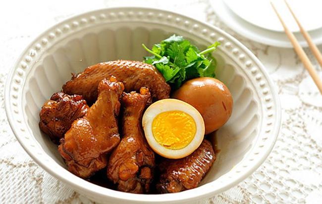 Thịt heo kho trứng ai cũng biết, nhưng cánh gà kho trứng ngon gấp vạn lần bạn đã biết chưa? - Ảnh 4