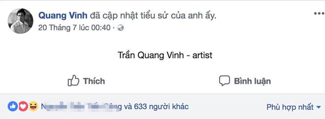 Quang Vinh lần đầu đăng ảnh chụp chung với bố để bác tin 'thiếu gia nhà Nguyễn Kim' - Ảnh 2