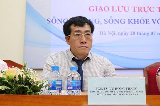 Ung thư tại Việt Nam đang gia tăng: Chuyên gia Bạch Mai chỉ 10 dấu hiệu phát hiện sớm - Ảnh 1