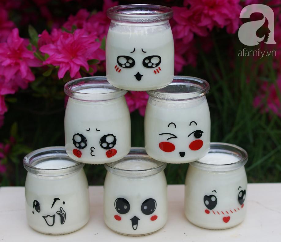 Mẹ Việt ở Anh chia sẻ cách làm sữa chua cực dễ, vụng mấy cũng đảm bảo thành công - Ảnh 4