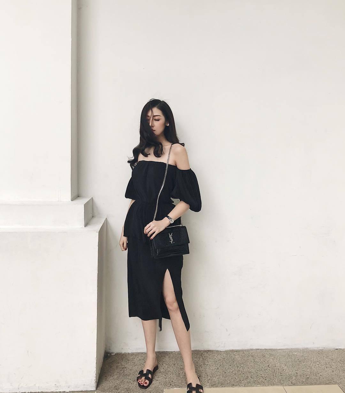 Đủ kiểu làm điệu với mái tóc dài của mỹ nhân Việt - Ảnh 8