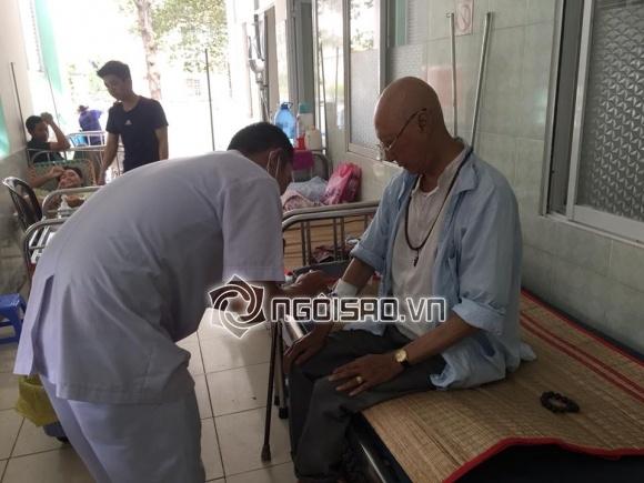 Nghệ sĩ Lê Bình, lạc quan mỉm cười đối diện với ung thư: 'Tôi không sợ chết, chỉ sợ phải ngồi xe lăn' - Ảnh 1