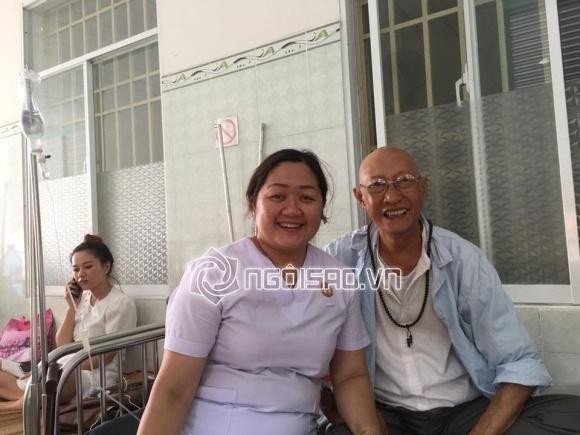 Nghệ sĩ Lê Bình, lạc quan mỉm cười đối diện với ung thư: 'Tôi không sợ chết, chỉ sợ phải ngồi xe lăn' - Ảnh 2