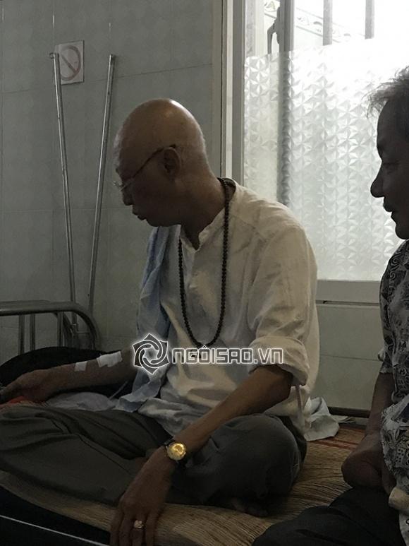 Nghệ sĩ Lê Bình, lạc quan mỉm cười đối diện với ung thư: 'Tôi không sợ chết, chỉ sợ phải ngồi xe lăn' - Ảnh 6