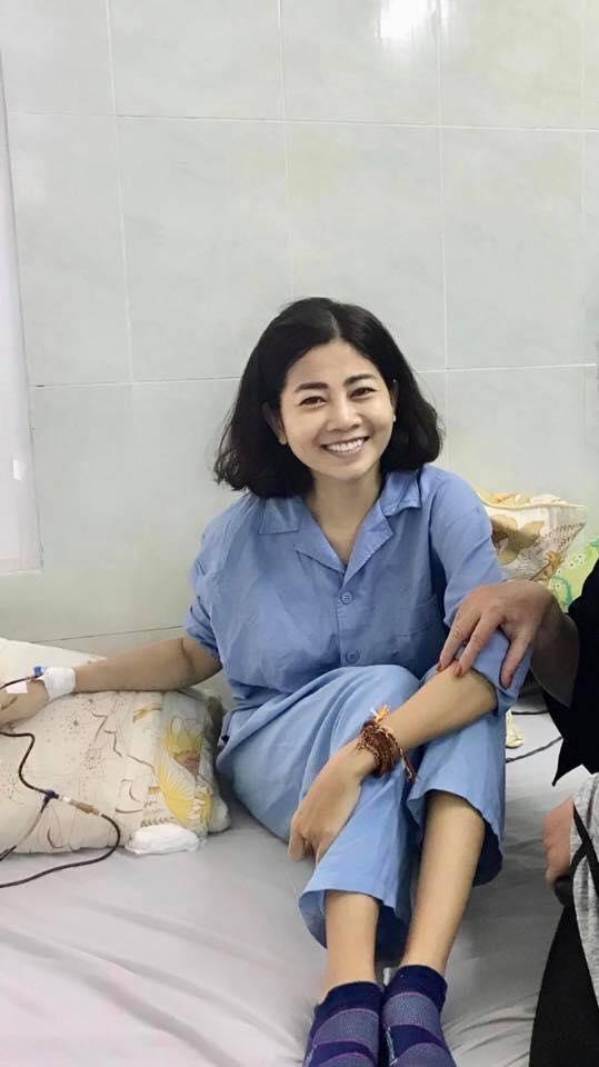 Sỹ Luân vui mừng tiết lộ bệnh ung thư của Mai Phương có tiến triển tốt, không phải hóa trị nữa - Ảnh 1