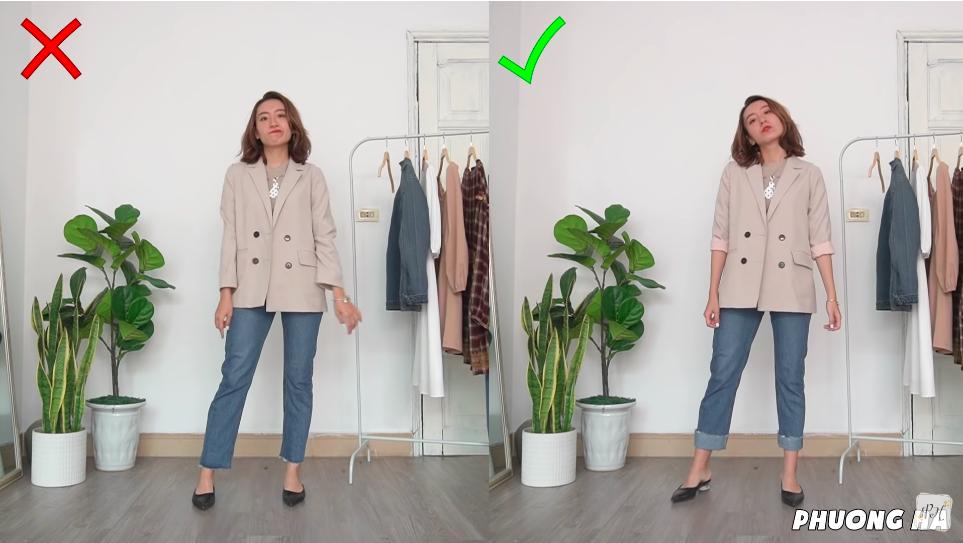 Chẳng phải fashionista nhưng cô nàng này vẫn có 8 cách mix đồ giúp các nàng 'kéo chân - bóp eo' cực đỉnh - Ảnh 15