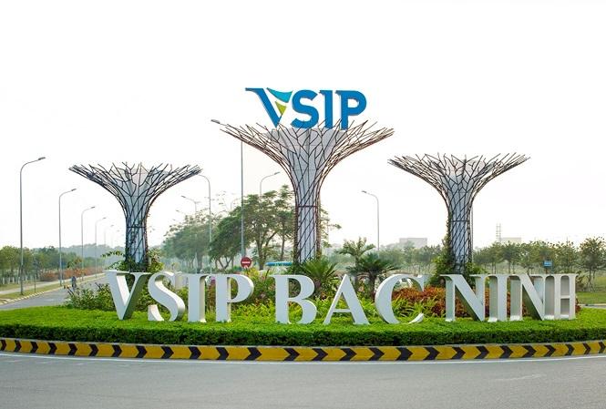 """Liên tục """"xé lẻ"""" Khu đô thị và dịch vụ VSIP Bắc Ninh - Ảnh 1"""